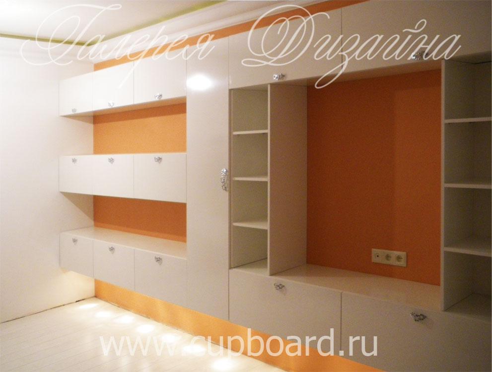 Производство встроенной мебели.